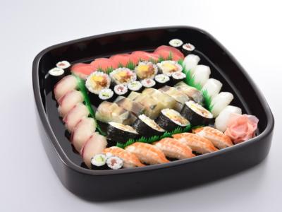 盛り合わせ寿司桶(5人前)